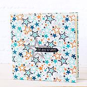 Свадебный салон ручной работы. Ярмарка Мастеров - ручная работа Книга пожеланий Звездная. Handmade.