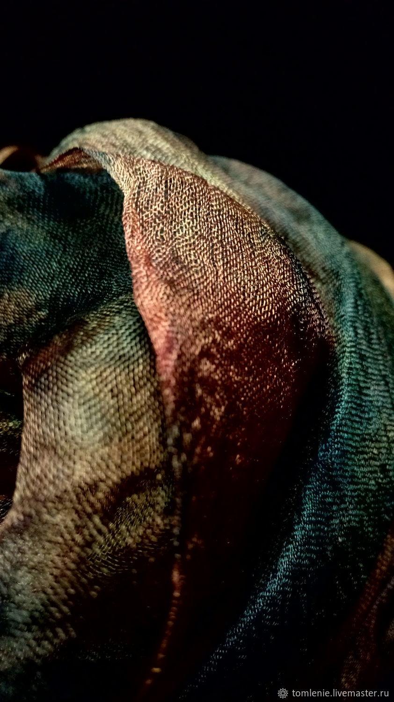 """Шелк """"Старая открытка"""", Материалы для валяния, Черкизово,  Фото №1"""