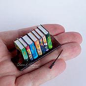 """Подарки к праздникам ручной работы. Ярмарка Мастеров - ручная работа Подарочный набор """"Поттер в миниатюре"""". Handmade."""