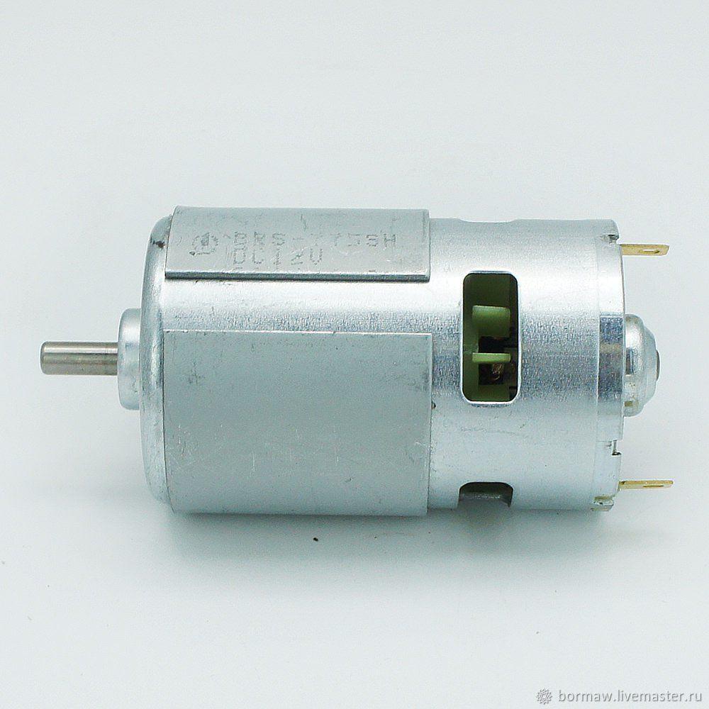 Мотор для шуруповертов большой BRS-775SH, Инструменты, Москва,  Фото №1
