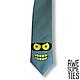 Галстуки, бабочки ручной работы. Ярмарка Мастеров - ручная работа. Купить Модный галстук Бендер. Handmade. Серый галстук