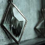 Украшения ручной работы. Ярмарка Мастеров - ручная работа Оставайся вороном. Handmade.
