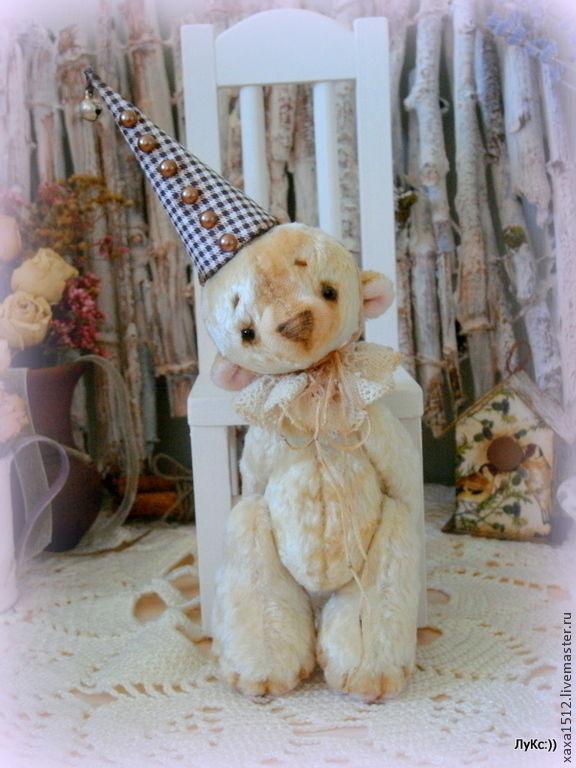 Мишка-тедди Франтишек (экрю), Мишки Тедди, Зеленоград,  Фото №1