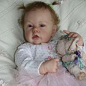 Куклы и игрушки handmade. Livemaster - original item Reborn baby doll penny.. Handmade.