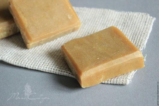 """Мыло ручной работы. Ярмарка Мастеров - ручная работа. Купить Натуральное мыло """"Иланг и кипрей"""". Handmade. Коричневый, натуральное мыло"""