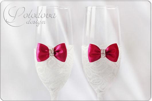 """Свадебные бокалы """"Париж""""\r\nСвадебные бокалы,бокалы для молодоженов, бокалы на свадьбу,свадебные аксессуары ручной работы."""