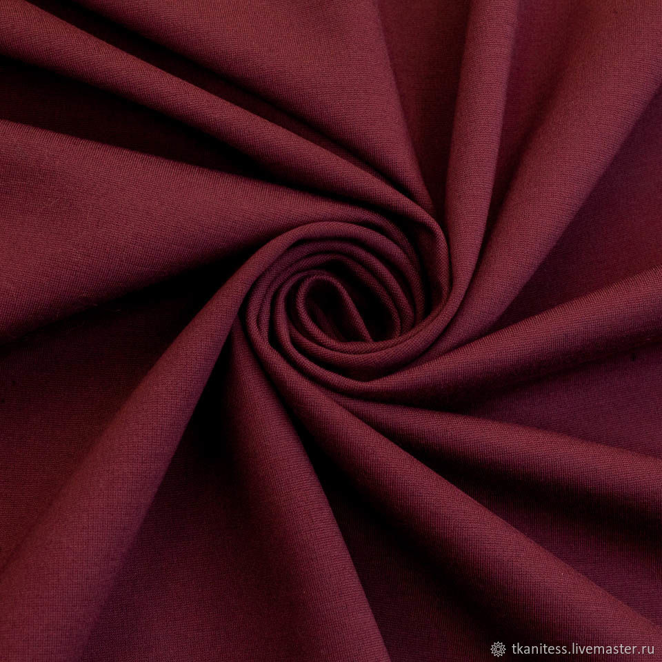 Jersey Jersey 29.0044 (Grape), Fabric, Moscow,  Фото №1