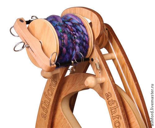 Другие виды рукоделия ручной работы. Ярмарка Мастеров - ручная работа. Купить Комплект для фактурной пряжи для прялки Джой. Handmade.