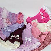Куклы и игрушки ручной работы. Ярмарка Мастеров - ручная работа Платье с воланами для Паола Рейна. Handmade.