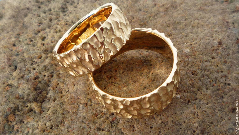 Кольца ручной работы. Ярмарка Мастеров - ручная работа. Купить Обручальные  кольца. Handmade. b653230019d
