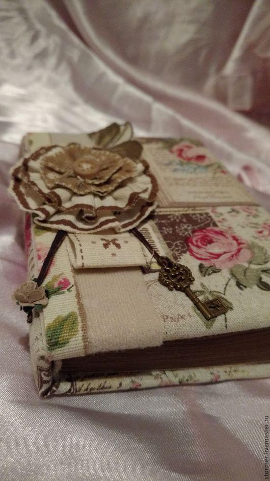 Блокноты ручной работы. Ярмарка Мастеров - ручная работа. Купить Блокнот. Handmade. Комбинированный, блокнот в подарок, ретро стиль