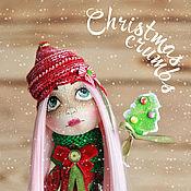 Куклы и игрушки ручной работы. Ярмарка Мастеров - ручная работа CHRISTMAS CRUMBS 12 (Рождественские крохи). Handmade.