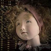 Куклы и игрушки ручной работы. Ярмарка Мастеров - ручная работа Розовый бутон. Handmade.