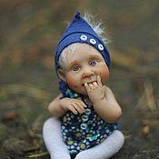 """Куклы и игрушки ручной работы. Ярмарка Мастеров - ручная работа """"Машка"""". Handmade."""