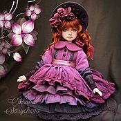 Куклы и игрушки handmade. Livemaster - original item Author`s doll Vesta. Doll is handmade in a single copy. Handmade.