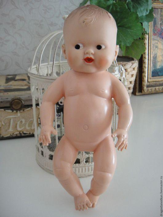 Винтажные куклы и игрушки. Ярмарка Мастеров - ручная работа. Купить Винтажный малыш,Винтажная кукла.. Handmade. Разноцветный, куклы и игрушки