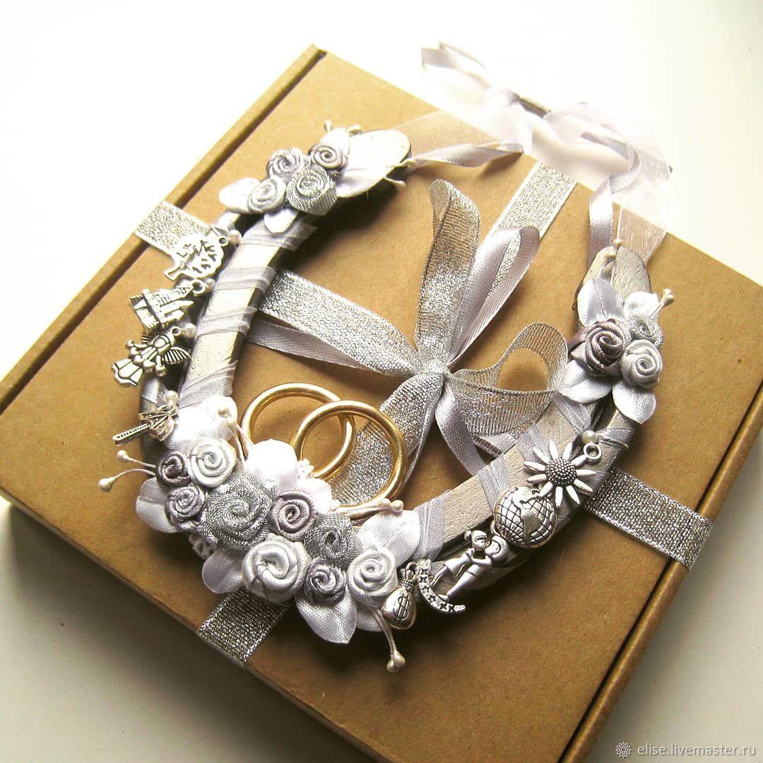 Подкова на счастье - символичный подарок на серебряную свадьбу, Подарки, Санкт-Петербург,  Фото №1