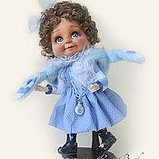 Куклы и игрушки ручной работы. Ярмарка Мастеров - ручная работа Кастомная кукла-гибрид Марина. Handmade.