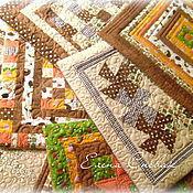 Для дома и интерьера ручной работы. Ярмарка Мастеров - ручная работа Наволочки стеганые. Handmade.