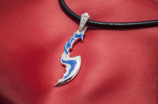 """Кулоны, подвески ручной работы. Ярмарка Мастеров - ручная работа. Купить Кулон """"Blink Dagger"""". Handmade. Blink dagger"""