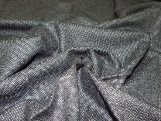 Шитье ручной работы. Ярмарка Мастеров - ручная работа. Купить Костюмно-плательная шерсть, Италия. Handmade. Шерсть, костюм, ткань