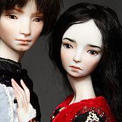 Куклы и игрушки ручной работы. Ярмарка Мастеров - ручная работа Ромэо и Джульетта. Handmade.