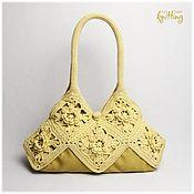 Сумки и аксессуары handmade. Livemaster - original item Women`s knitted bag