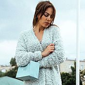 Одежда handmade. Livemaster - original item knitted cardigan