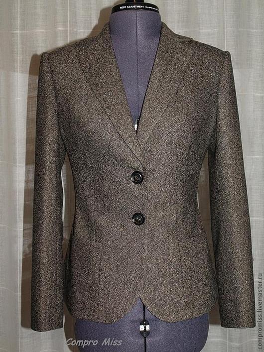 Пиджаки, жакеты ручной работы. Ярмарка Мастеров - ручная работа. Купить жакет  (day-to-day). Handmade. Одежда для женщин