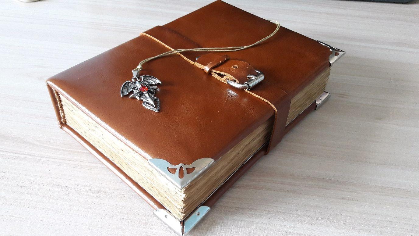 Мужская книга для записей, Записные книжки, Москва, Фото №1