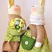 Куклы и игрушки ручной работы. Ярмарка Мастеров - ручная работа С весной в душе, с любовью в сердце.... Handmade.
