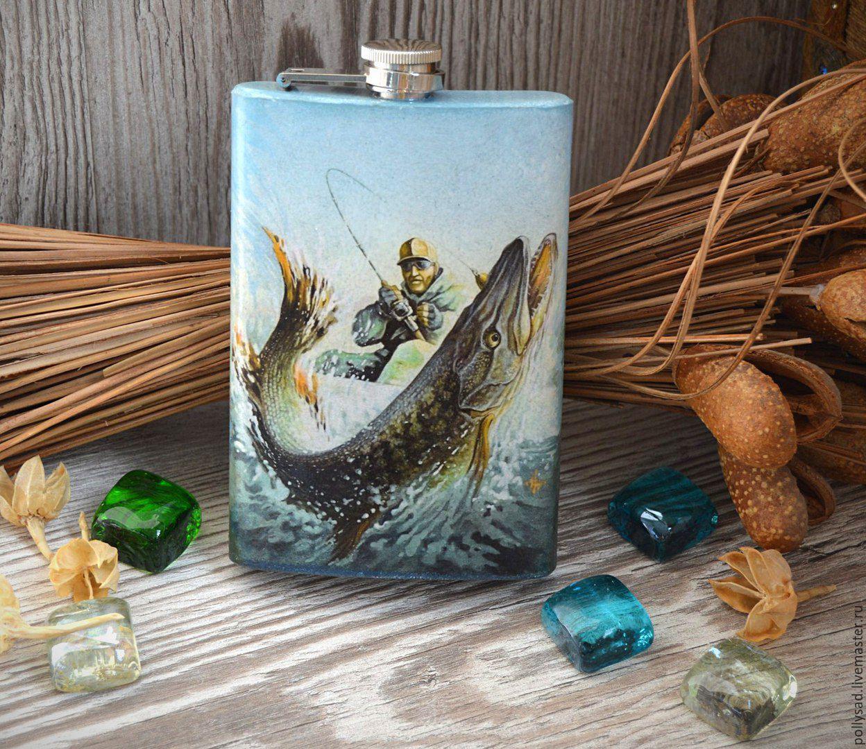 Подарка для рыболова фото