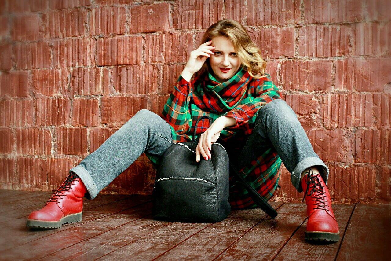 Shirt-coat made of natural cotton, Coats, Moscow,  Фото №1