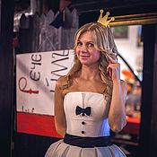 """Платья ручной работы. Ярмарка Мастеров - ручная работа Свадебное платье """"Чаплин"""". Handmade."""