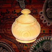 Материалы для творчества handmade. Livemaster - original item Potbelly for painting Cedar. Handmade. Blank for painting. Handmade.