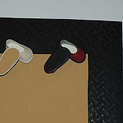 Подошвы ручной работы. Ярмарка Мастеров - ручная работа Подошва для кукольной обуви. 1,8мм. Handmade.