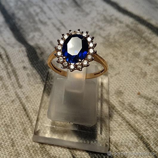 Золотое помолвочное кольцо принцессы Дианы и Кейт – купить на Ярмарке Мастеров – ET5YZRU | Кольцо помолвочное, Москва