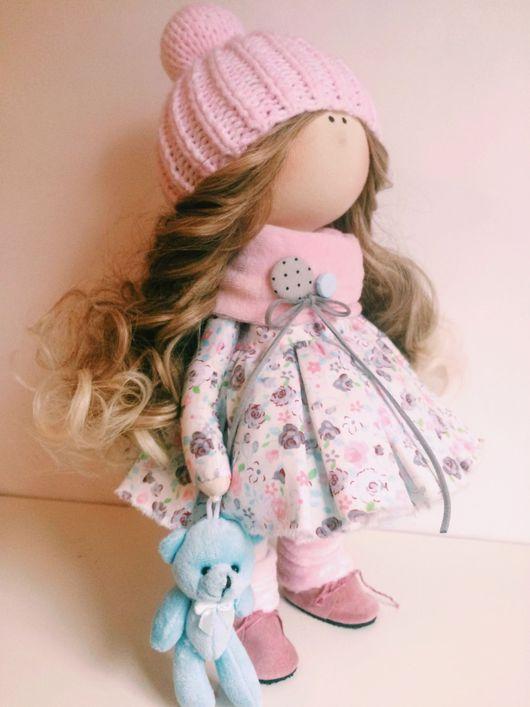 Коллекционные куклы ручной работы. Ярмарка Мастеров - ручная работа. Купить Кукла Лолита. Handmade. Подарок, подарок на новый год, хлопок