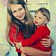 """Одинаковые платья для мамы и дочки """"Маргарита"""", комплект, Сарафаны, Ижевск,  Фото №1"""