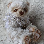 Куклы и игрушки ручной работы. Ярмарка Мастеров - ручная работа Мишка.Тедди.Тэсси,20 см.. Handmade.