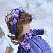 Куклы и игрушки ручной работы. Ярмарка Мастеров - ручная работа Фрося Сиреневая. Handmade.