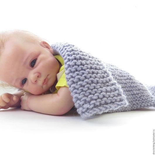 плед для фотосессии, аксессуары для фотосессий, реквизит для фотосессии, для фотосессий малышей, для фотосессии, плед для фотосессий купить, плед спицами, плед в коляску, плед детский, Дина Беляева