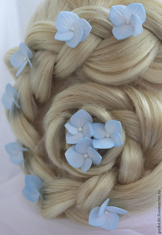 0d16f2507e Wedding Jewelry handmade. Livemaster - handmade. Buy Hair-pins.Studs,  hairpin ...