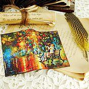 Канцелярские товары ручной работы. Ярмарка Мастеров - ручная работа Обложки на паспорт в ассортименте (6 моделей). Handmade.