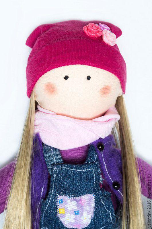 Коллекционные куклы ручной работы. Ярмарка Мастеров - ручная работа. Купить Кукла  Тильда. Handmade. Сделано с душой, кукла в подарок