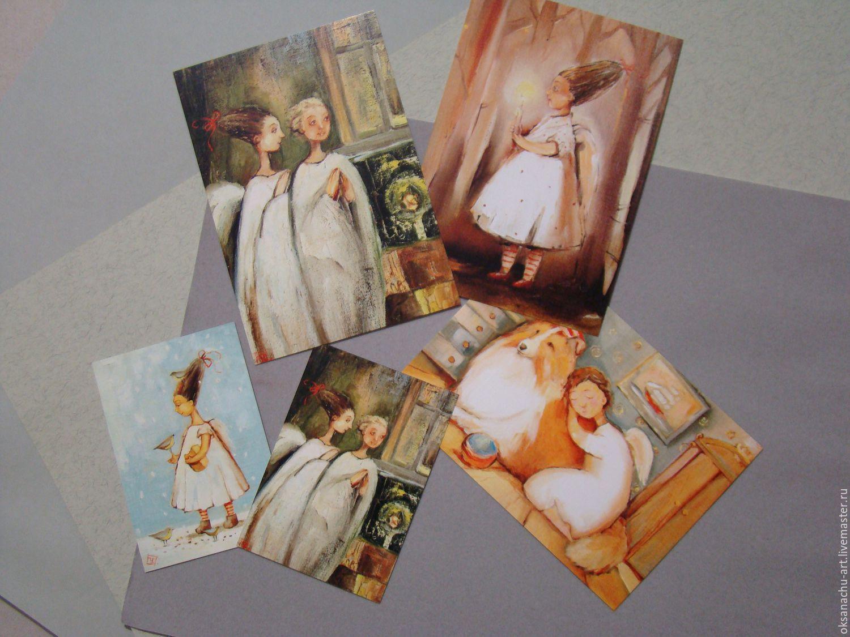 Набор открыток на заказ