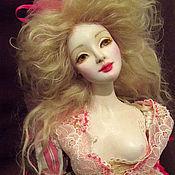 Куклы и игрушки ручной работы. Ярмарка Мастеров - ручная работа Кукла Ирэн Для примера. Handmade.
