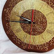 """Часы классические ручной работы. Ярмарка Мастеров - ручная работа Часы """"Барокко"""". Handmade."""