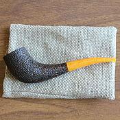 Сувениры и подарки handmade. Livemaster - original item Horn Smoking Pipe. Handmade.