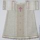 `Радость` - крестильное платье. Август 2012.